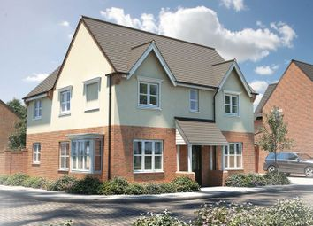 Thumbnail 4 bed detached house for sale in The Osterley, Alderley Gate, Congleton