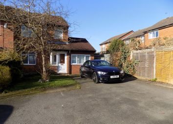 4 bed semi-detached house to rent in Robinswood, Luton, Bedfordshire LU2