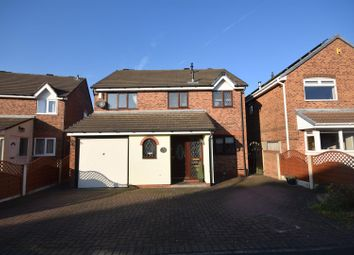 Thumbnail 4 bed detached house for sale in Turner Avenue, Lostock Hall, Preston