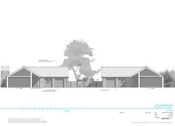 Thumbnail 4 bed detached bungalow for sale in Tuckers Lane, Baltonsborough, Glastonbury