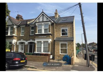 Thumbnail 3 bed end terrace house to rent in Pretoria Road, London
