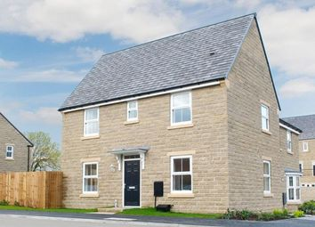 "Thumbnail 3 bed detached house for sale in ""Hadley"" at Manywells Crescent, Cullingworth, Bradford"