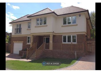Thumbnail 5 bed detached house to rent in Heathside, Esher, Surrey