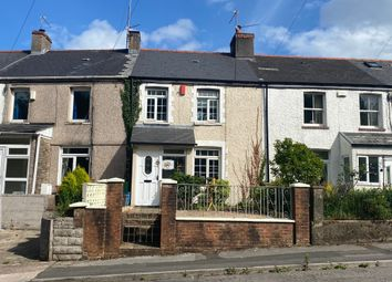 Thumbnail 2 bed terraced house for sale in Brooklands Terrace, Culverhouse Cross, Cardiff