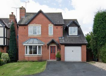 Thumbnail 4 bed detached house to rent in Church Lane, Armitage, Rugeley