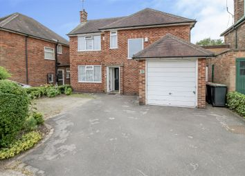 Thumbnail 4 bed detached house for sale in Arundel Drive, Bramcote, Nottingham