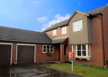 Thumbnail 4 bedroom detached house for sale in Tadorna Drive, Stirchley, Telford