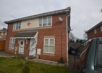 Thumbnail 1 bedroom semi-detached house to rent in Wodehouse Road, Western Park, Leicester