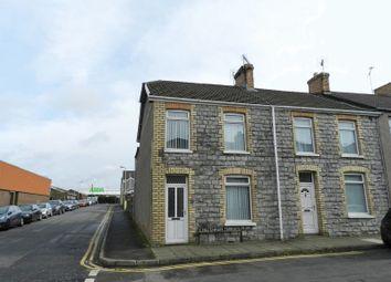 Thumbnail 3 bed end terrace house for sale in Cheltenham Terrace, Bridgend