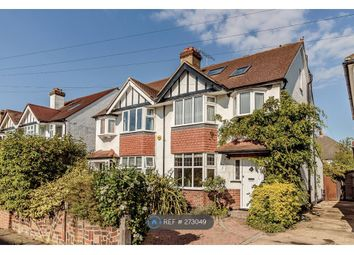 Thumbnail 4 bed semi-detached house to rent in Cranleigh Gardens, Kingston Upon Thames