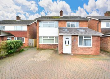Thumbnail 5 bed detached house for sale in Rusper Road, Ifield