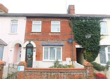 Thumbnail 3 bed terraced house for sale in Fernlea Road, Harwich, Essex