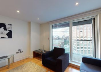 Thumbnail 1 bed flat for sale in Wharfside Point South, London