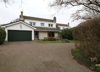 Thumbnail 4 bed detached house for sale in Tickenham, North Somerset