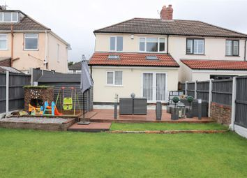 Thumbnail 3 bed semi-detached house for sale in Mossgate Road, Huyton, Liverpool