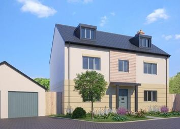 Thumbnail 5 bed detached house for sale in Clyst St Mary, Exeter