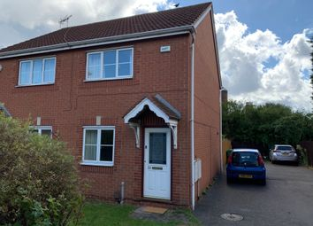 Thumbnail 2 bed semi-detached house to rent in Wades Avenue, Bobbersmill, Nottingham