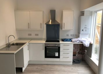 Thumbnail 1 bedroom flat to rent in Pevensey Road, Brighton