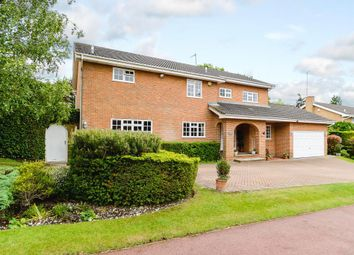 Thumbnail 5 bed detached house for sale in Coombehurst Close, Hadley Wood