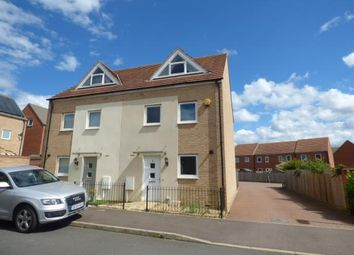 Thumbnail 3 bed semi-detached house for sale in Southwold Crescent, Broughton, Milton Keynes, Bucks