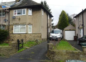 Thumbnail 2 bed semi-detached house for sale in Hedge Way, Bradford
