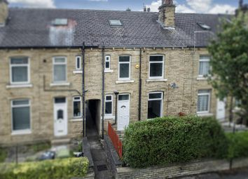 Thumbnail 3 bed terraced house for sale in Dewhurst Road, Fartown, Huddersfield
