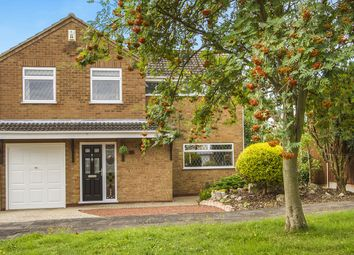 Thumbnail 4 bed detached house for sale in Orkney Way, Countesthorpe, Leicester