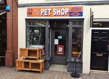 Thumbnail Retail premises for sale in 32B Queen Street, Wolverhampton
