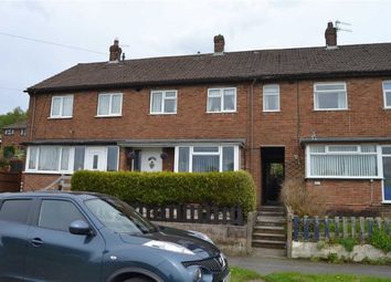 Thumbnail 3 bed town house for sale in Prince Charles Avenue, Leek