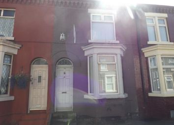 Thumbnail 3 bed terraced house for sale in Eton Street, Liverpool, Merseyside