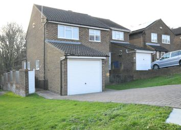 Thumbnail 3 bed semi-detached house for sale in Winterbourne Close, Hastings