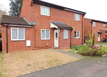 Thumbnail 4 bed semi-detached house for sale in Walcourt Road, Kempston, Bedford, Bedfordshire