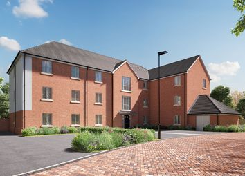 "Thumbnail 2 bed flat for sale in ""Arbor Court Apartments - First Floor 2 Bed"" at Hyde End Road, Shinfield, Reading"