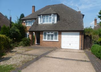 Thumbnail 5 bed detached house for sale in Jordan Close, Kenilworth