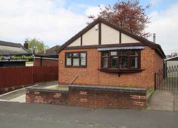 Thumbnail 2 bed detached bungalow to rent in Dean Street, Stoke-On-Trent
