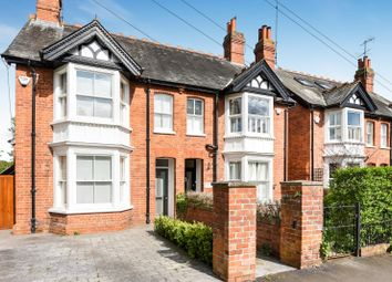 Thumbnail 5 bed detached house to rent in Vicarage Road, Henley-On-Thames