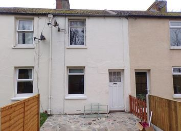 Thumbnail 2 bed terraced house for sale in Railway Terrace, All Saints Avenue, Margate, Kent