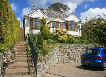 Thumbnail 3 bed detached house to rent in Trescobeas Road, Falmouth