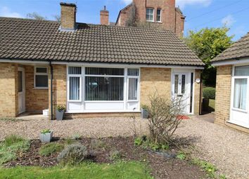 Thumbnail 1 bed terraced bungalow for sale in Riseholme Bungalows, Denmark Grove, Nottingham