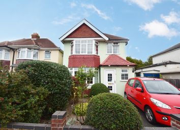 Thumbnail 3 bed detached house for sale in Kathleen Road, Southampton