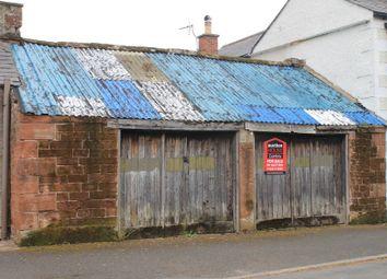 Thumbnail Parking/garage for sale in Garages, Talkin, Brampton, Cumbria