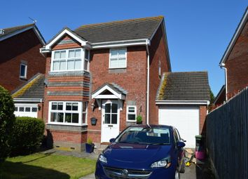 Thumbnail 3 bed detached house for sale in Hambledon Road, St Georges, Weston-Super-Mare