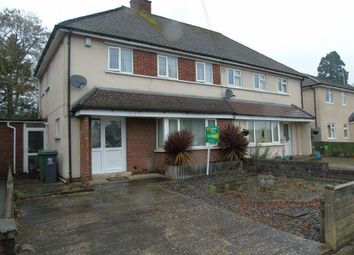Thumbnail 3 bedroom semi-detached house for sale in Doyle Avenue, Fairwater, Cardiff