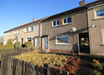 Thumbnail 3 bed terraced house for sale in Fraser Street, Cleland, Motherwell