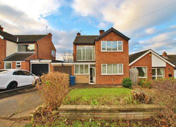 Thumbnail 3 bed detached house for sale in Boxley Drive, West Bridgford, Nottingham