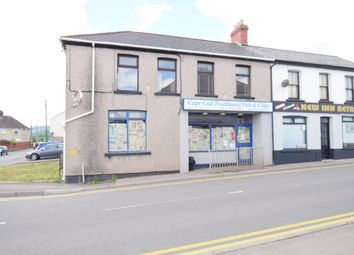 Thumbnail 2 bed flat for sale in The Highway, New Inn, Pontypool