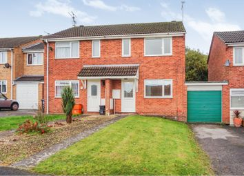 3 bed semi-detached house for sale in Ravenglass Road, Westlea, Swindon SN5