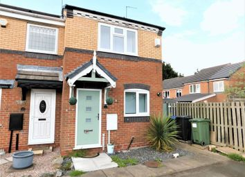 Thumbnail 2 bed terraced house to rent in Newells Drive, Tipton