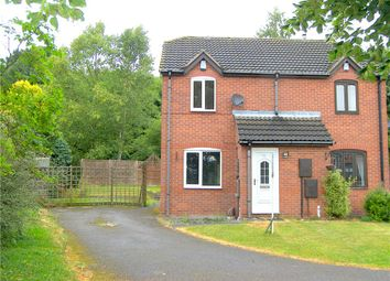 Thumbnail 2 bedroom semi-detached house for sale in The Pemberton, Broadmeadows, South Normanton, Alfreton