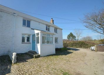 Thumbnail 2 bed cottage to rent in Trewithan Moor, Stithians, Truro, Cornwall
